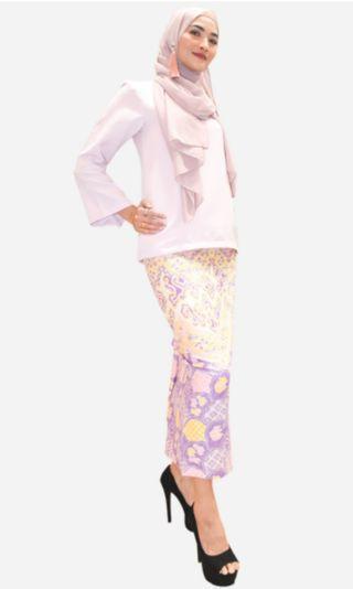 Baju Kurung batik Modern
