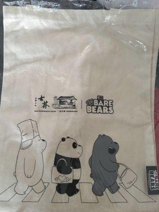 BNIP - Bare Bear Tote Bag
