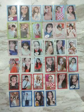 [WTT/WTS] Twice What Is Love / WIL Photocards / PC