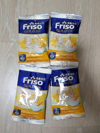 Friso Gold milk cereal