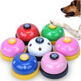 Pet Training Bell for Potty Training and Communication Device