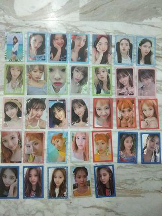 [WTT/WTS] Twice Summer Nights / Dance The Night Away / DTNA Photocards