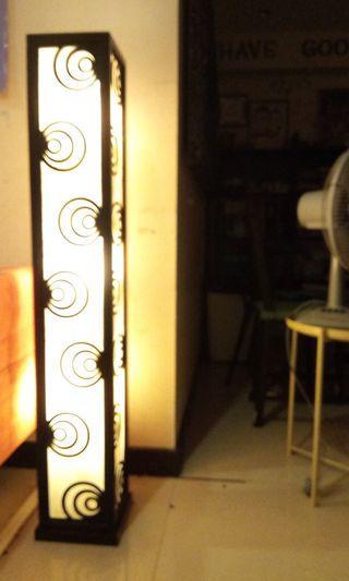 Beautiful full height lamp