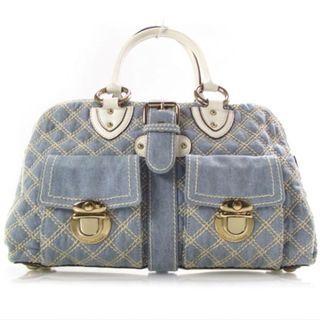 Marc Jacobs Venetia Quilted Handbag