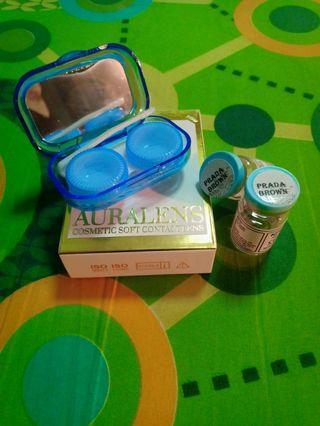 Contact Lens ( Aura Lens )