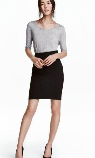 H&M BLACK Skirt