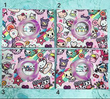 🚚 Brand New Tokidoki x Hello Kitty Travel Tissue Pouch