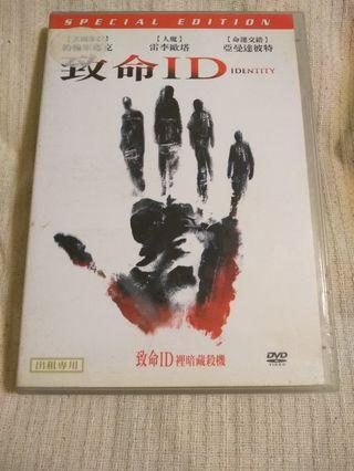 🚚 致命ID DVD