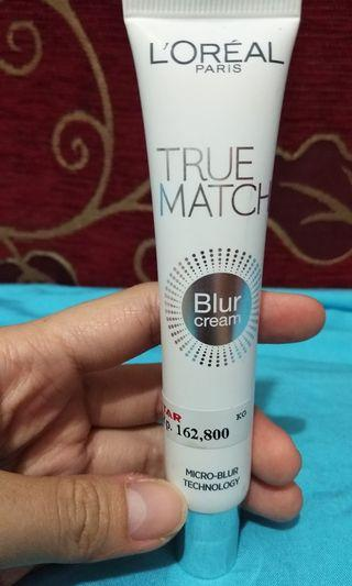 Loreal true match blur cream (preloved)