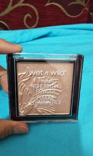 Wet n wild megaglo highlighting (preloved)