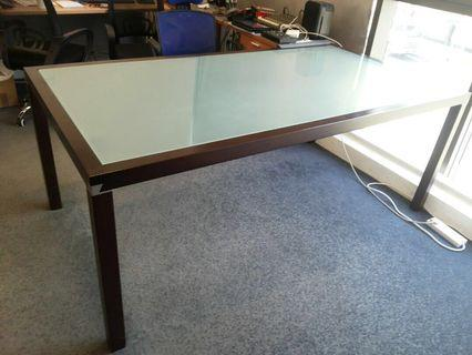 Large Dining Table for 8pax for sale
