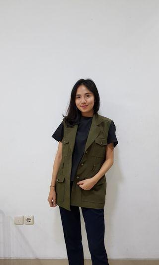 VOG - Army Vest