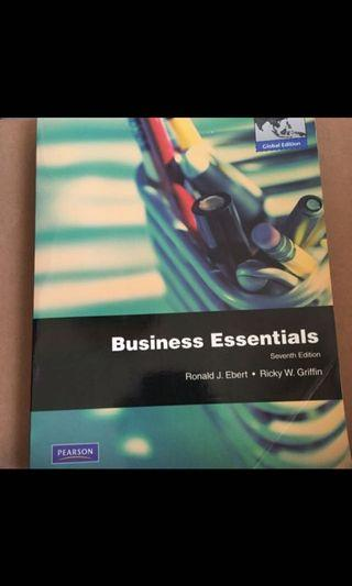 企業管理 原文書 Business Essentials