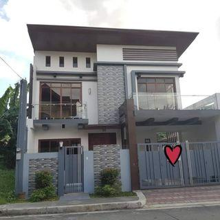 Brand New House and Lot for sale in Executive Village in Cainta Flood Free near Ortigas extension and Pasig City