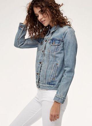 Aritzia Levi denim jacket