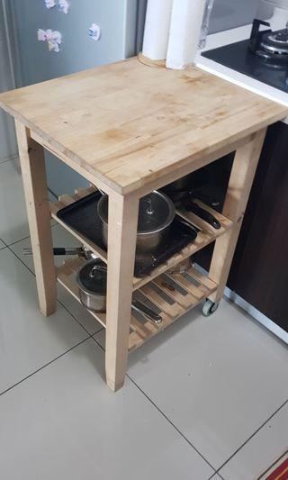 Kitchen Trolley/Bench/Shelf/Table