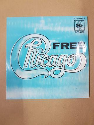 CHICAGO : Free - EP