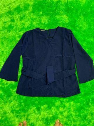 Blouse ld 96 blouse navy