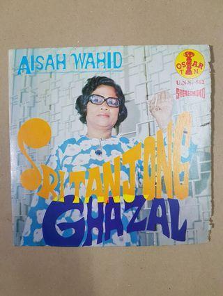 AISAH WAHID : Sri Tanjong Ghazal : EP
