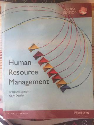 HRM College Textbook