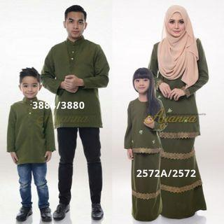 Raya Family set of 4! Special Price!