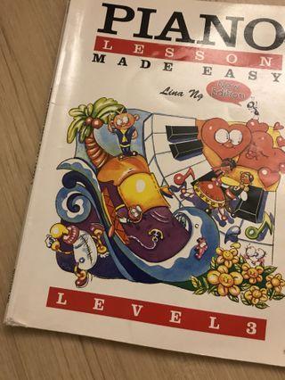 Piano book - Level 3