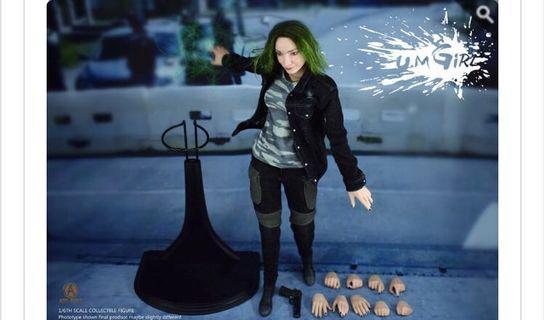 PRE-ORDER : Add Toys AD03 - U.M Girl
