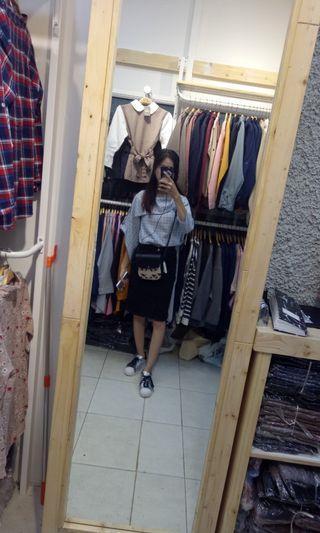 #BAPAU baju dan rok