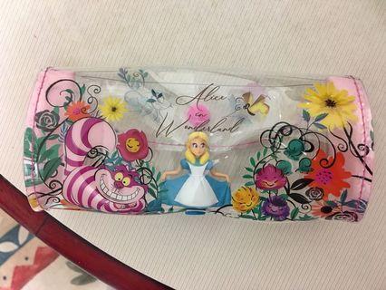 7-11 迪士尼愛麗絲橢圓形隨行袋