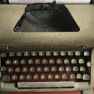 Typewriter ink ribbon typewritter refill