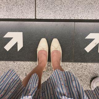 氣質平底鞋拖鞋