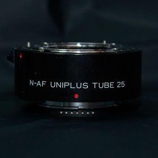 Kenko N-AF DG Uniplus Tube 25 Adapter for Nikon F Mount