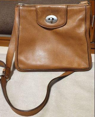 Tas Fossil Sling Bag Authentic