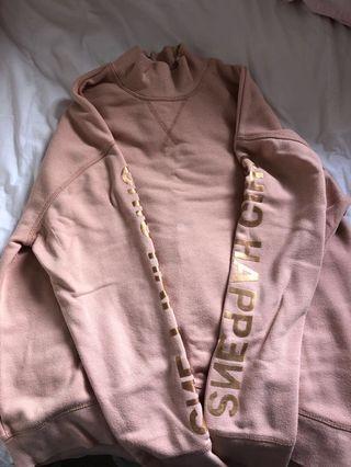 h&m turtleneck long sleeve