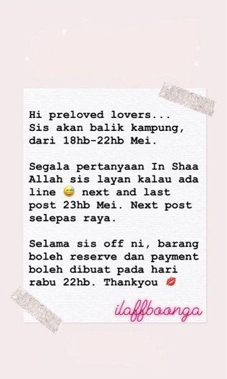 ATTENTION TO ALL 🎀