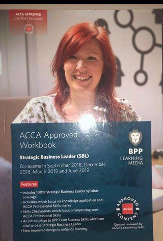 BPP SBL Workbook (ACCA)