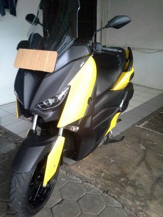 Yamaha x max 2018
