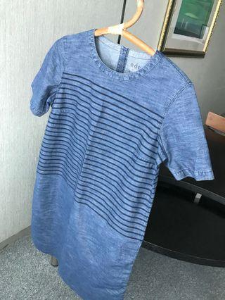 ESPRIT 條紋洋裝(熱賣款)