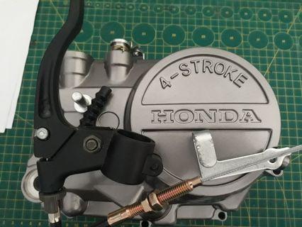 Cover clutch honda Ex5 set