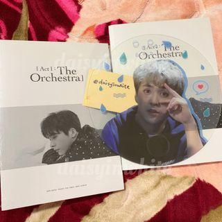 [READY STOCK] Highlight Son Dongwoon [Act 1 : The Orchestra]