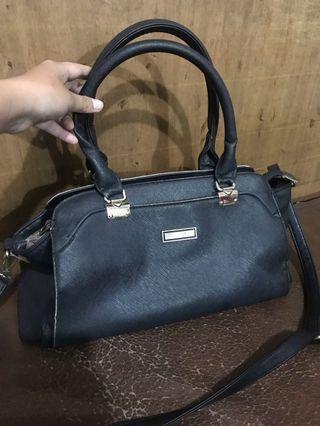 Secosana Black handbag