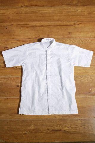 Tarbiyah Baju koko stand collar shirt