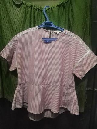 Atasan blouse Et Cetera