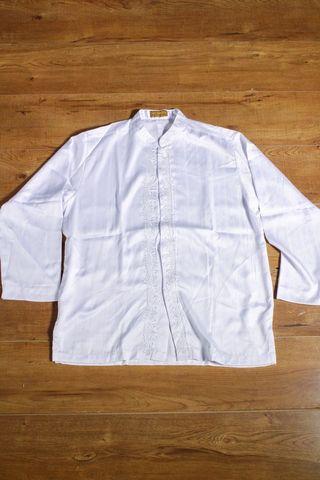 Asofwa baju koko stand collar shirt