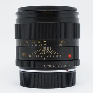 Leica Summicron R 90mm f2 e55