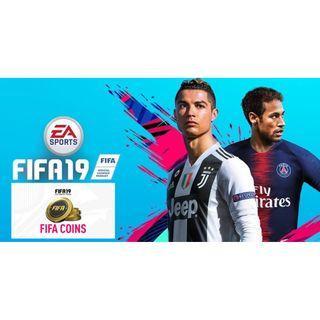 ⚽ COINS FIFA 19