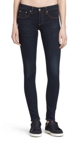Rag & Bone Jeans, Size 25 - Skinny Dark Wash