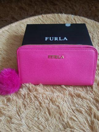 🎀 Brand new Furla Pink Card and Key Holder🎀 (Price Reduced)