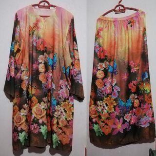 Baju Kurung Pahang Murah
