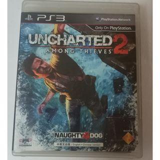 中文版 秘境探險2 盜亦有道 PS3 UNCHARTED 2
